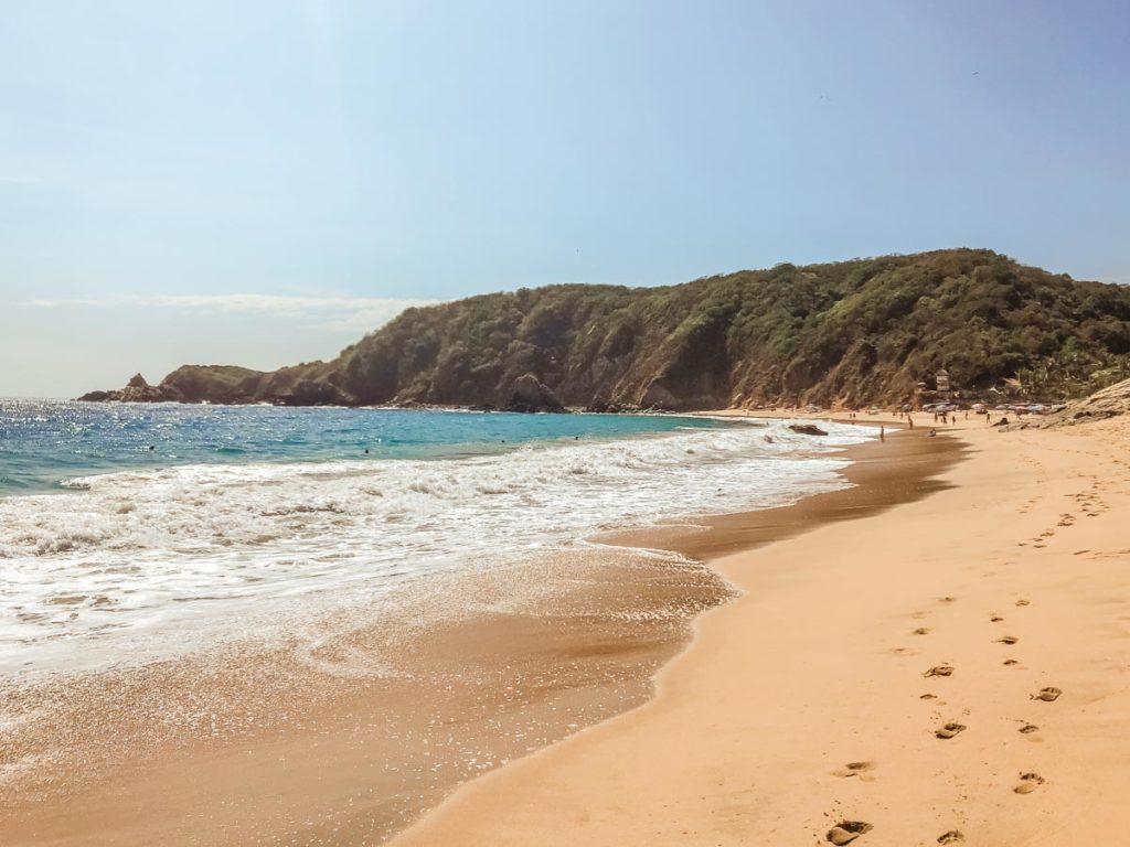 best beaches in oaxaca mazunte