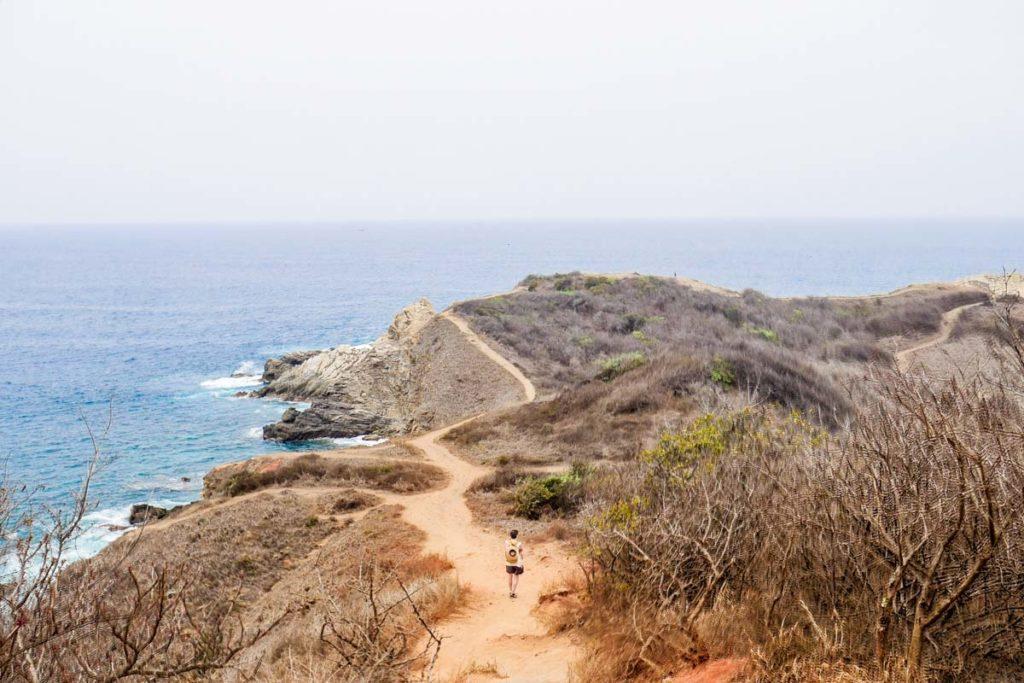 mazunte oaxaca hiking punta cometa
