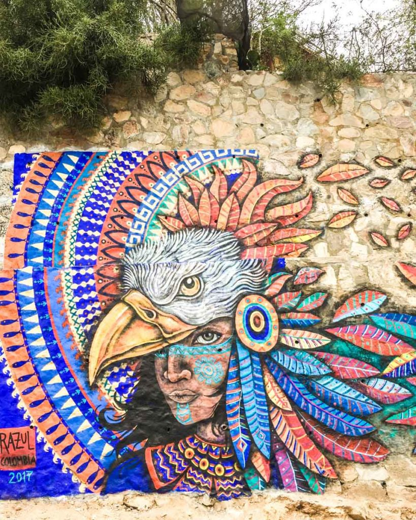 mazunte oaxaca street art travel guide