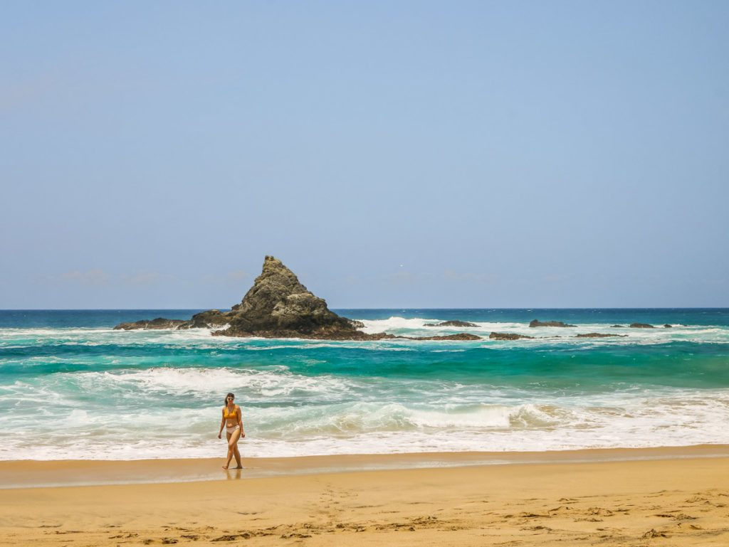 mazunte travel guide beach
