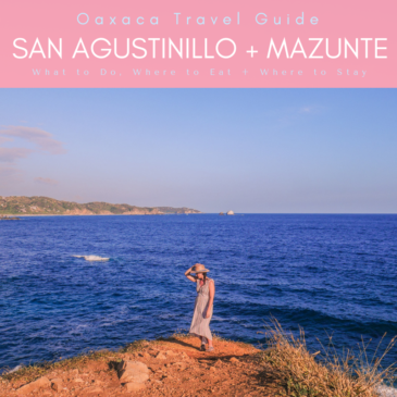 new thumb san agustinillo mazunte oaxaca travel guide thumb