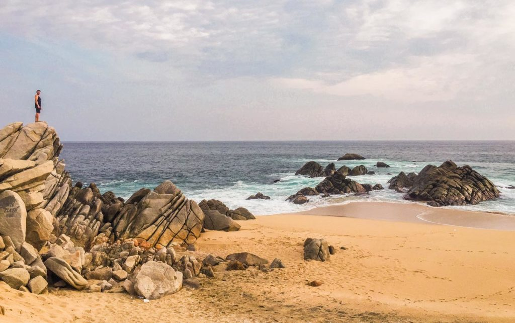 oaxaca coast guide huatulco beach