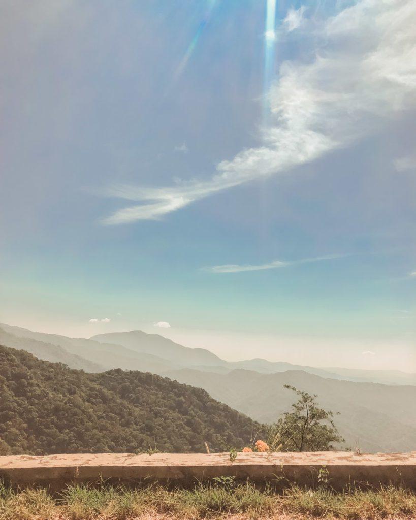 oaxaca to mazunte overland route