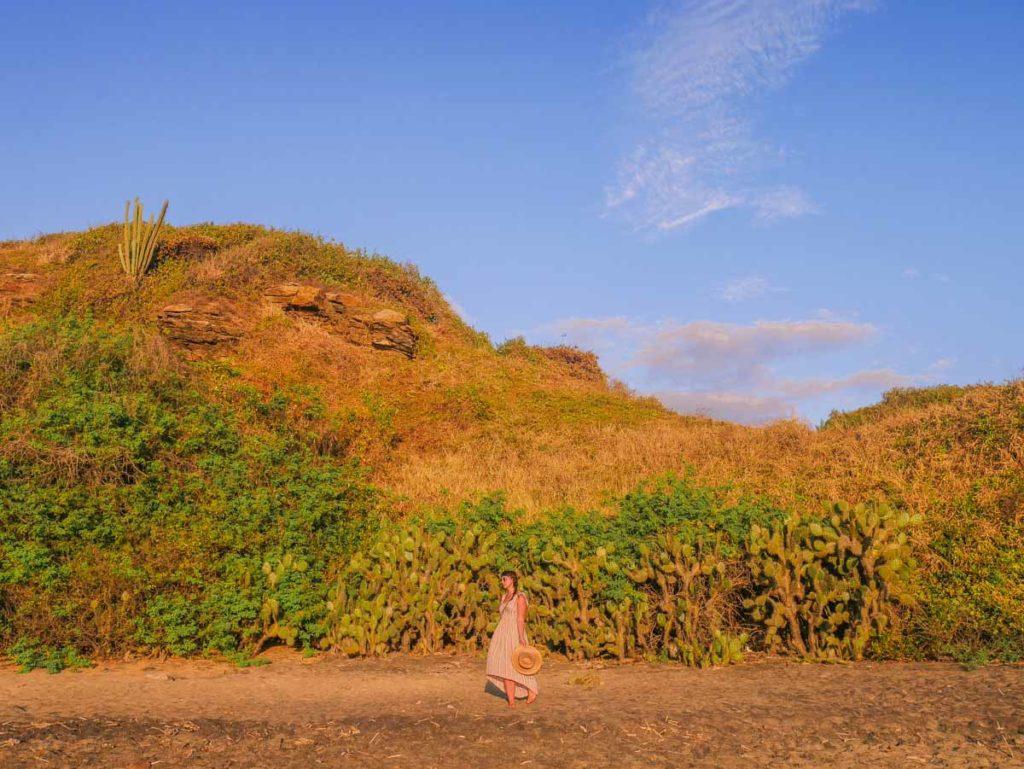 playa cometa punta cometa hike mazunte oaxaca
