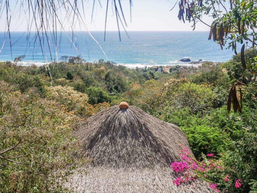 san agustinillo zazil retreat hotel ocean view