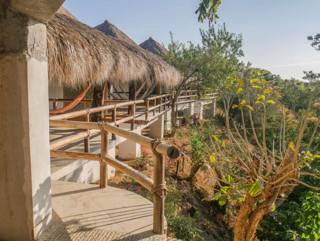 suites at zazil retreat hotel san agustinillo