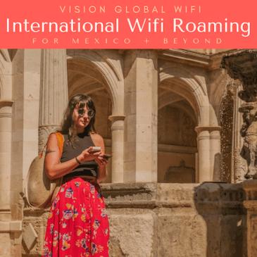 vision global wifi international roaming wifi