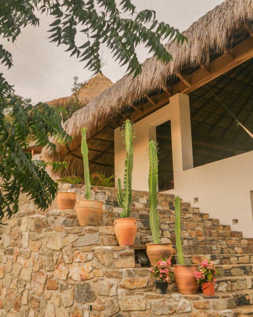 zazil retreat hotel steps