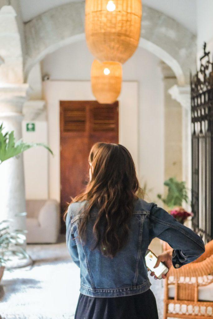casa antonieta oaxaca city