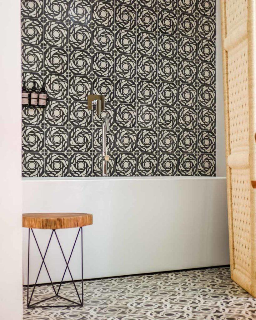 casa de arte where to stay in oaxaca bath tub