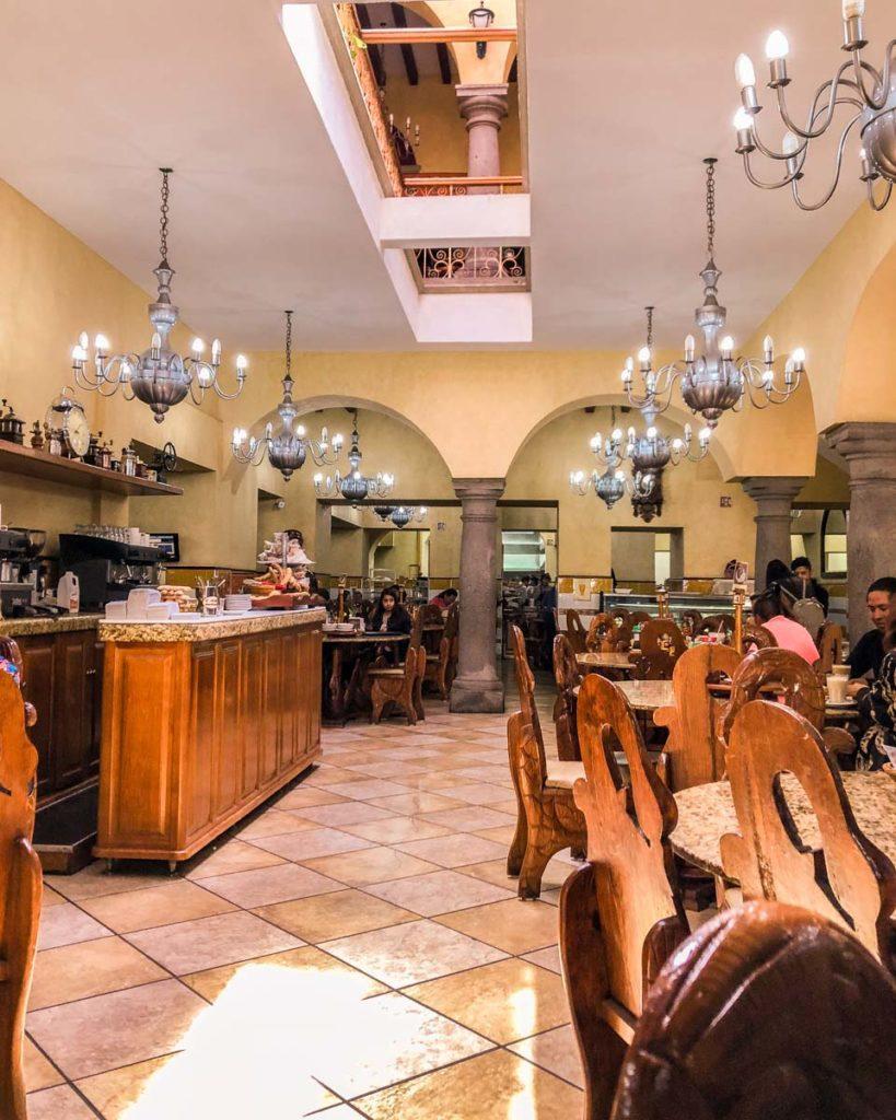 el viejo rosario best restaurant puebla travel