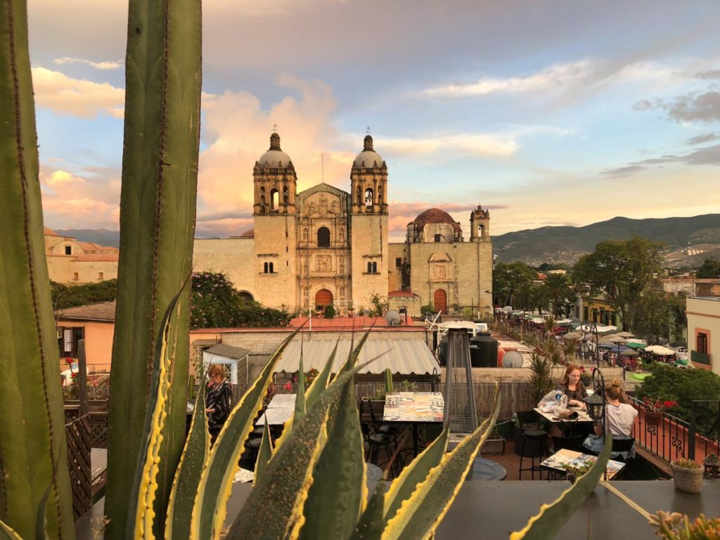 hotel los amantes where to stay in oaxaca
