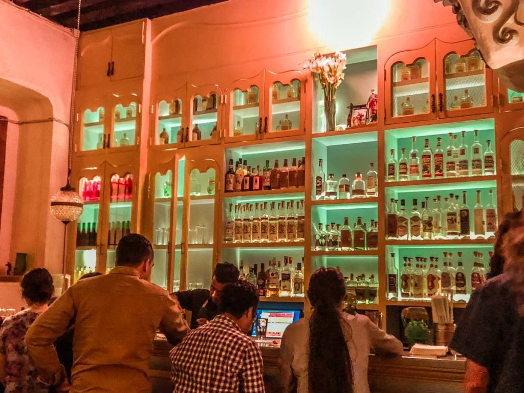 puebla travel guide mezcal at licoreria san pedrito