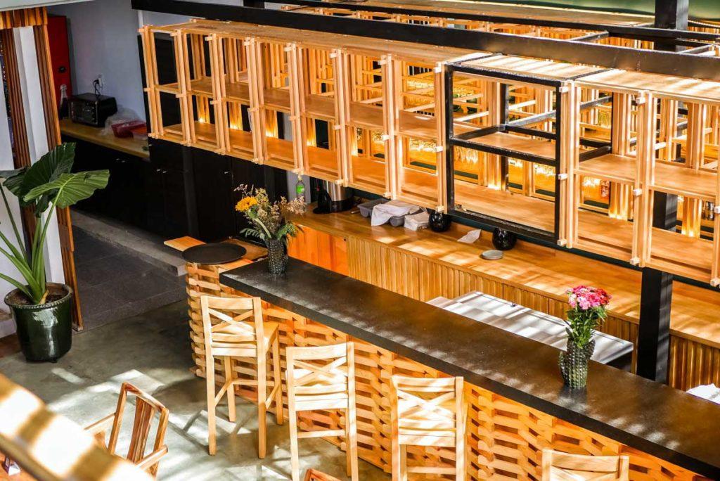 restaurant at oaxaca boutique hotel