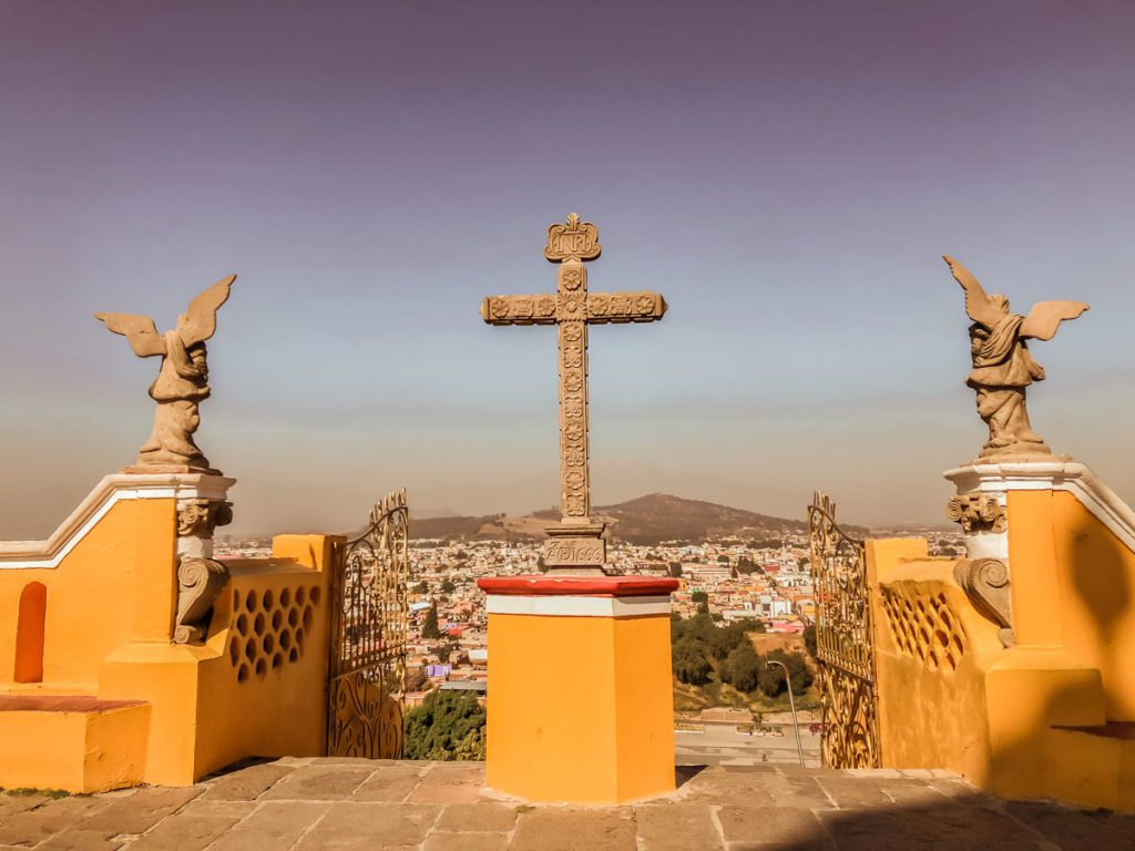 things to do in puebla cholula view