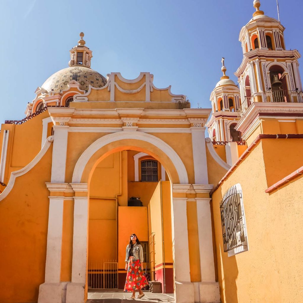 things to do in puebla visit cholula