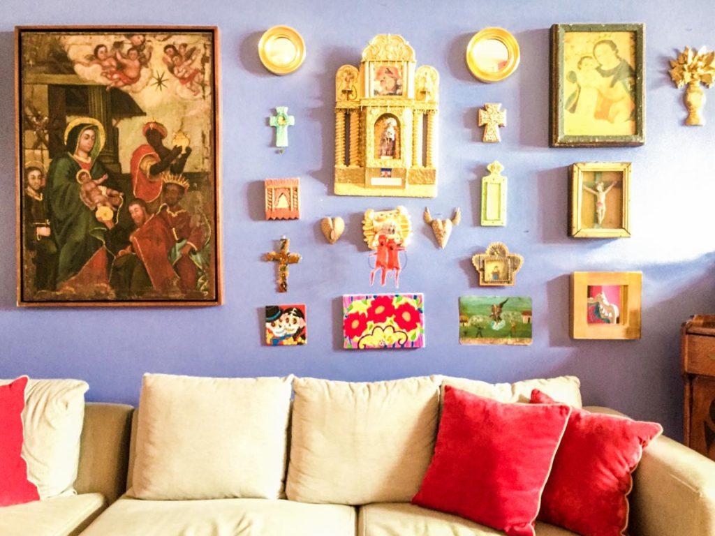 where to stay in oaxaca casa de las bugambilias