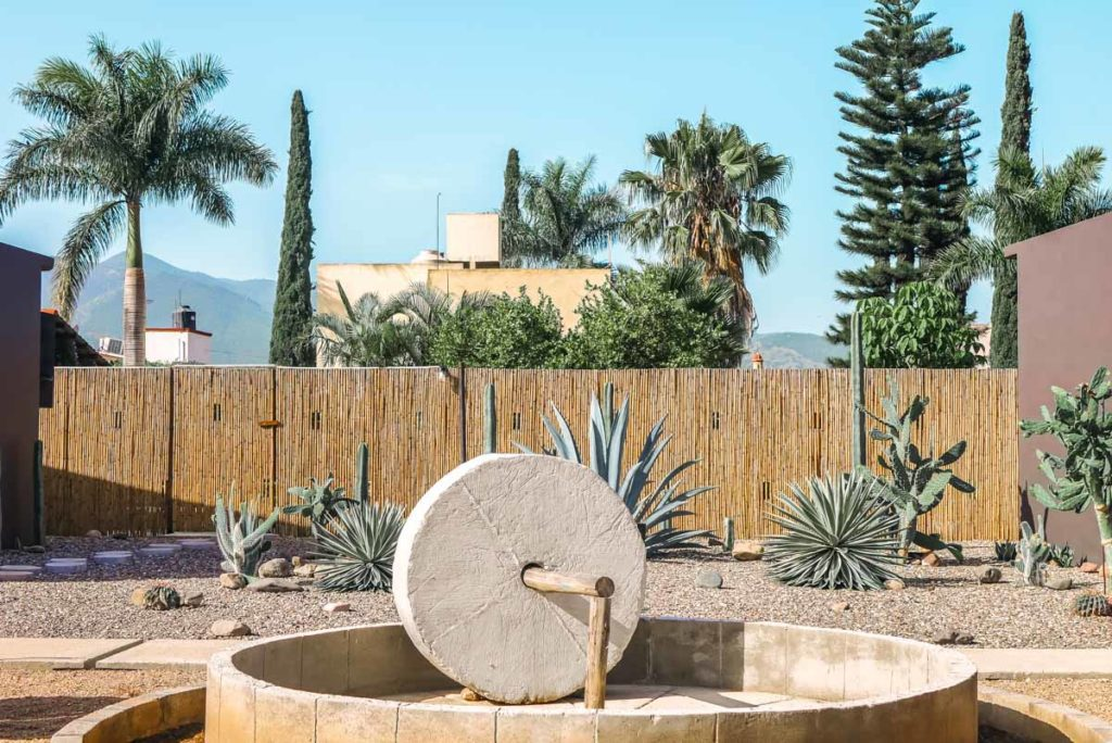 where to stay in oaxaca casitas
