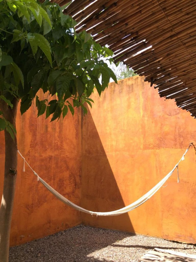 Oaxaca hammock by Luis Cardenas hammock workshop in oaxaca with thread caravanLR