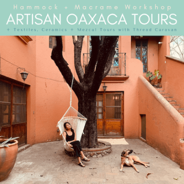 artisan oaxaca tours thread caravan hammock workshop thumb