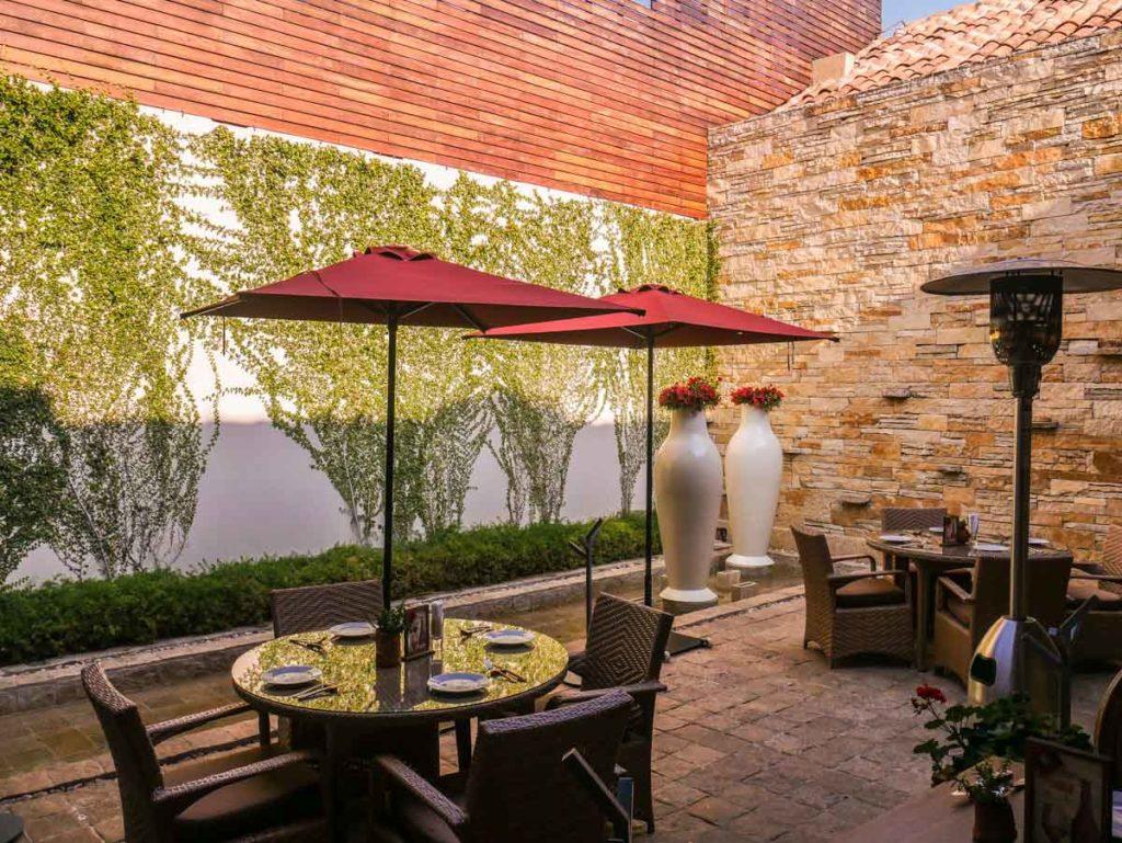 casa lum san cristobal restaurant upscale