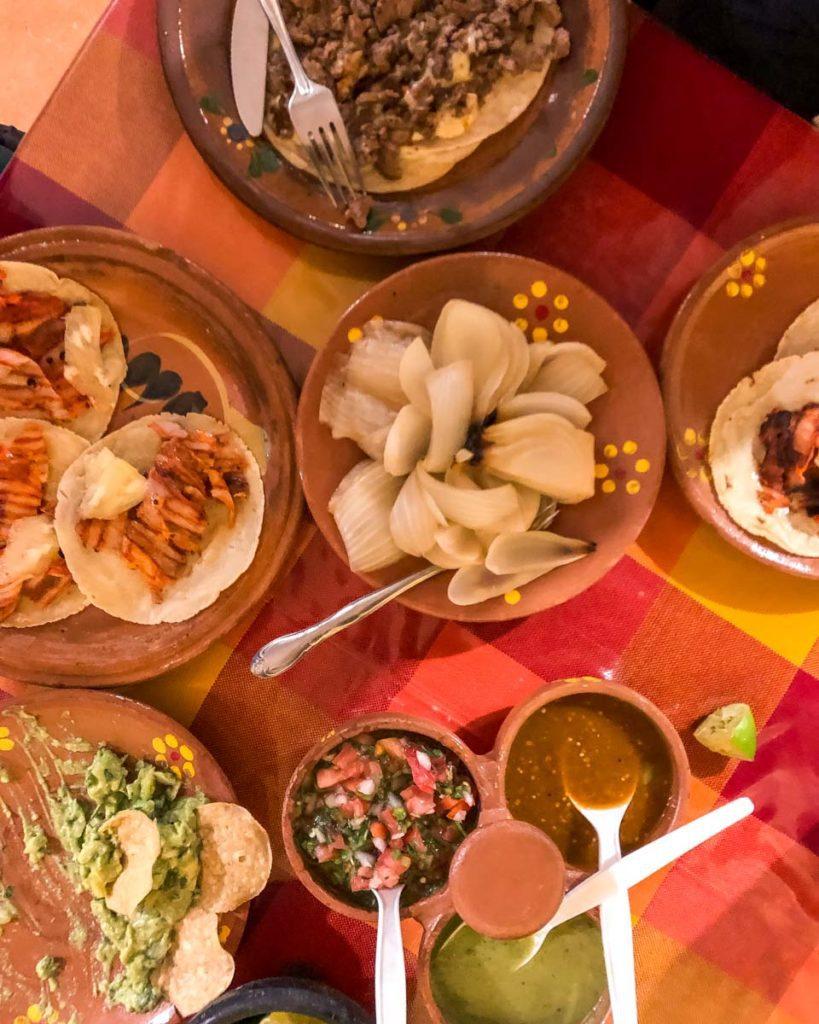 meson del taco san cristobal restaurants taqueria