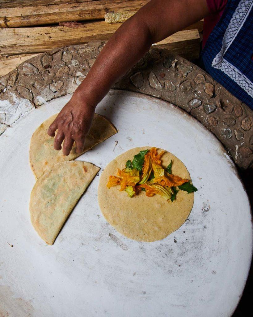 quesadillas flor de calabaza by kyle dorosz thread caravan oaxaca foodLR