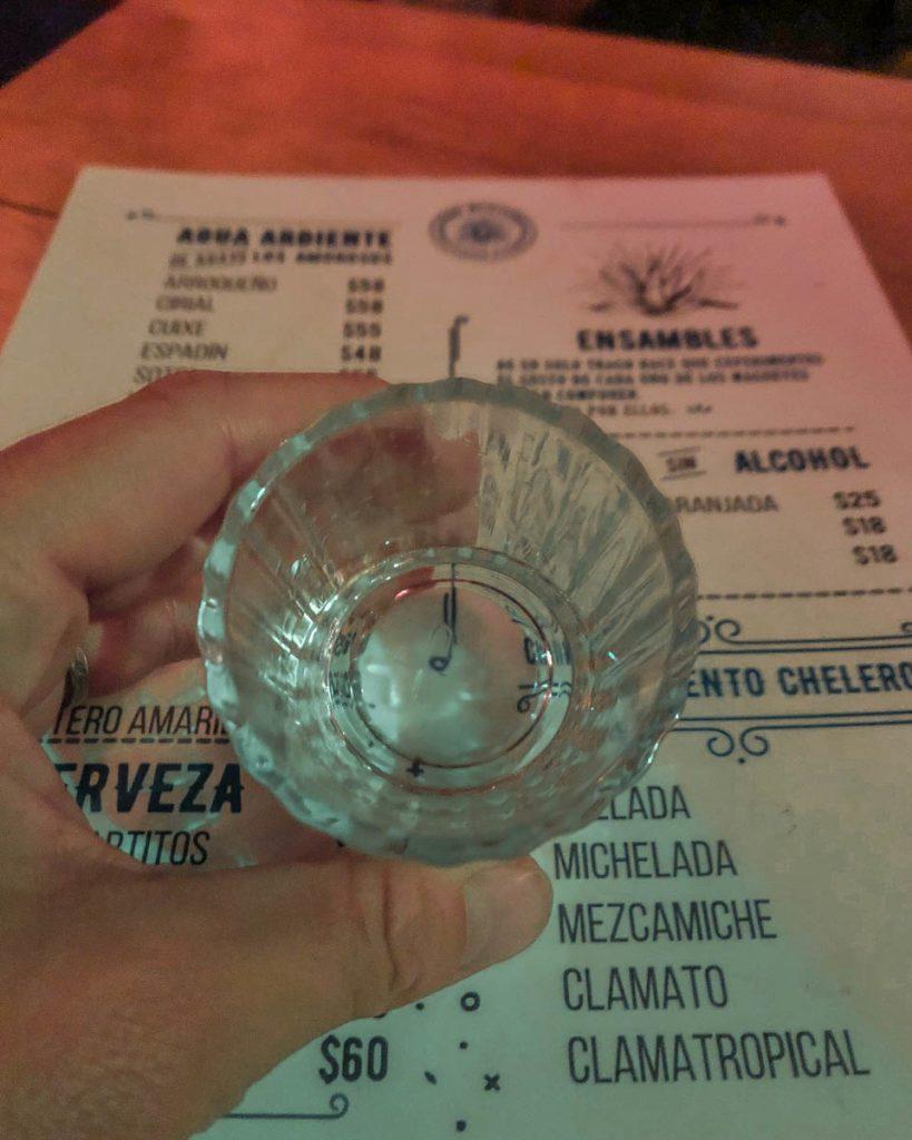 san cristobal bars mezcal puro mexicano mezcaleria