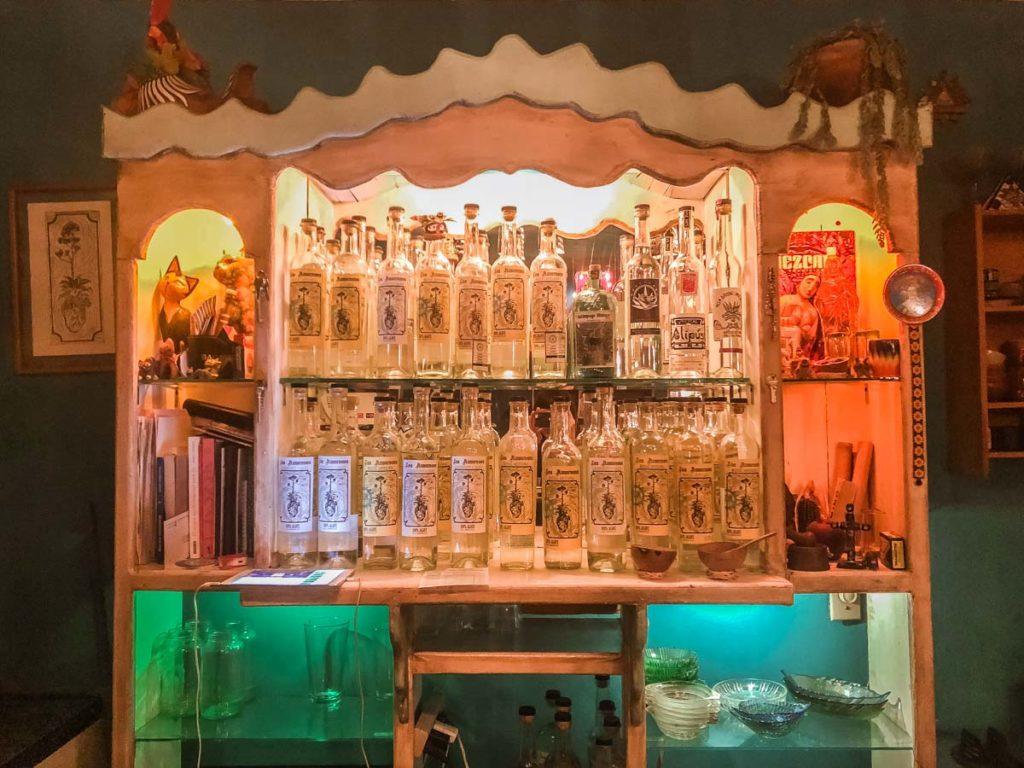 san cristobal bars puro mexicano mezcaleria