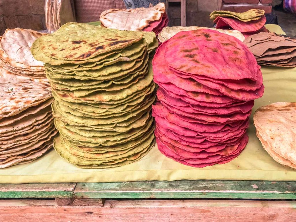 san cristobal de las casas food tortillas