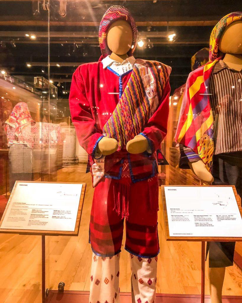 textile museum san cristobal de las casas