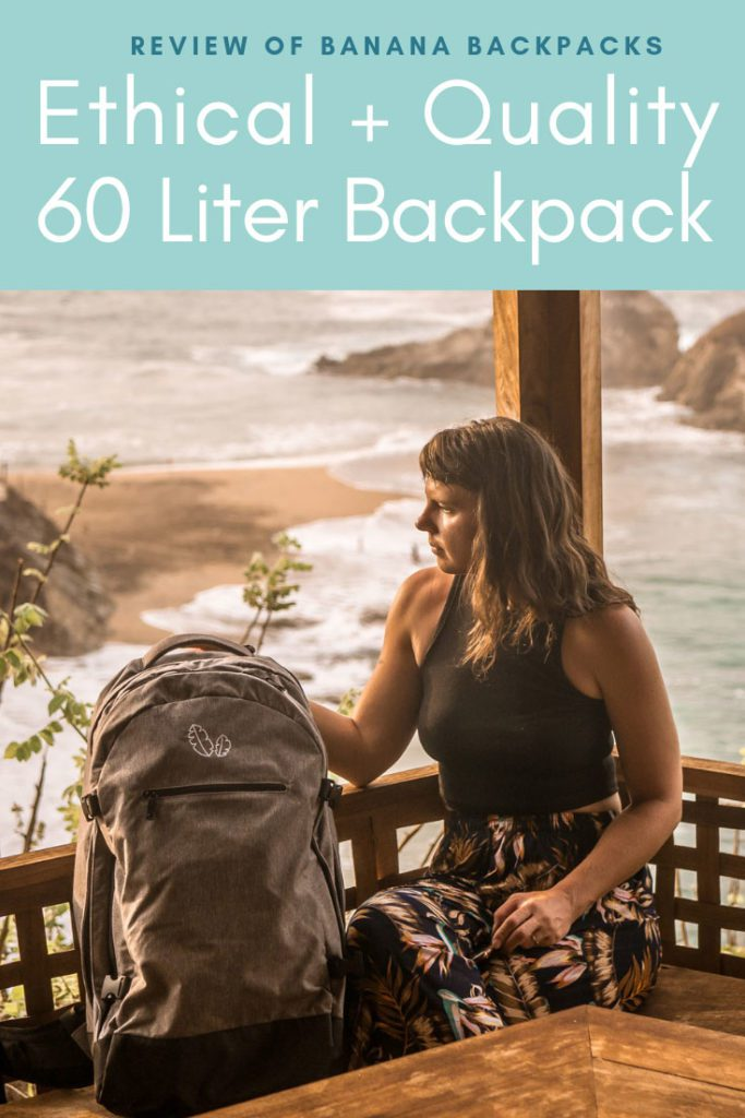 Banana Backpacks, 60 liter, quality, ethical backpack pinterest 2LR