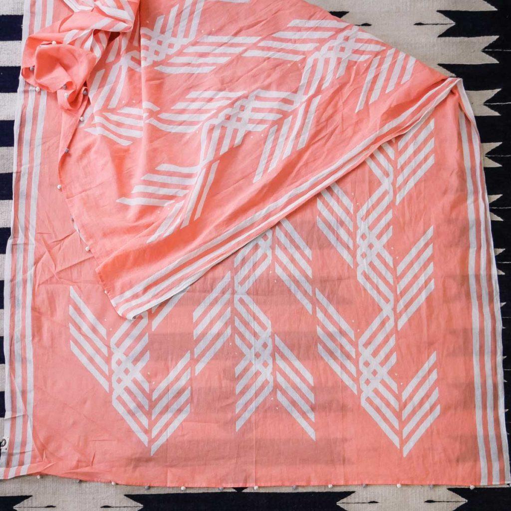 artisan prints matter scarf