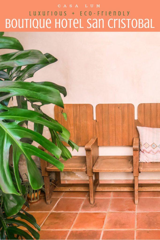 boutique hotel san cristobal chiapas casa lum pinterest 6LR