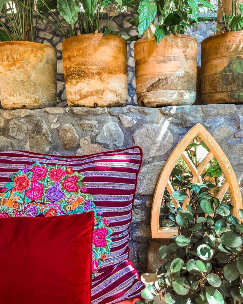 details at villa sumaya