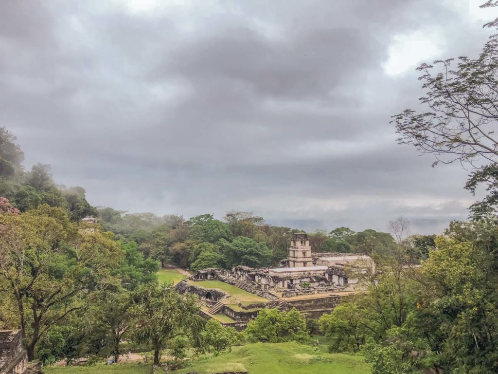 how to visit the palenque ruins on your own