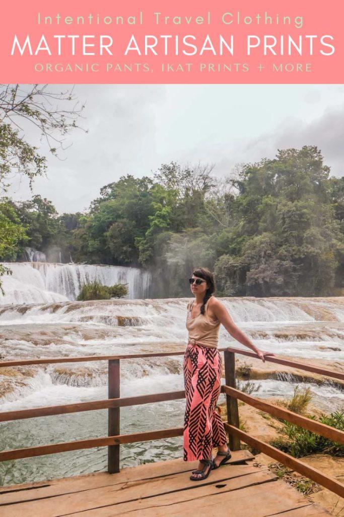 intentional travel clothing_ artisan prints, organic pants, ikat prints pinterest 5LR