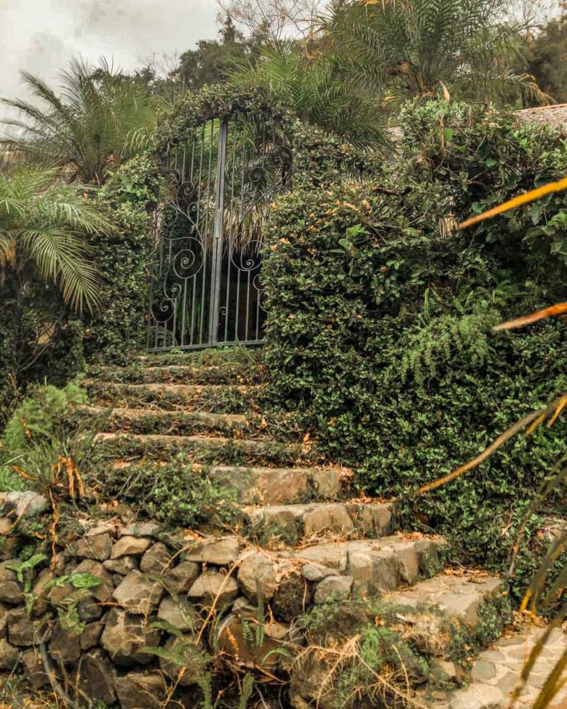 lush walkways lake atitlan hotel
