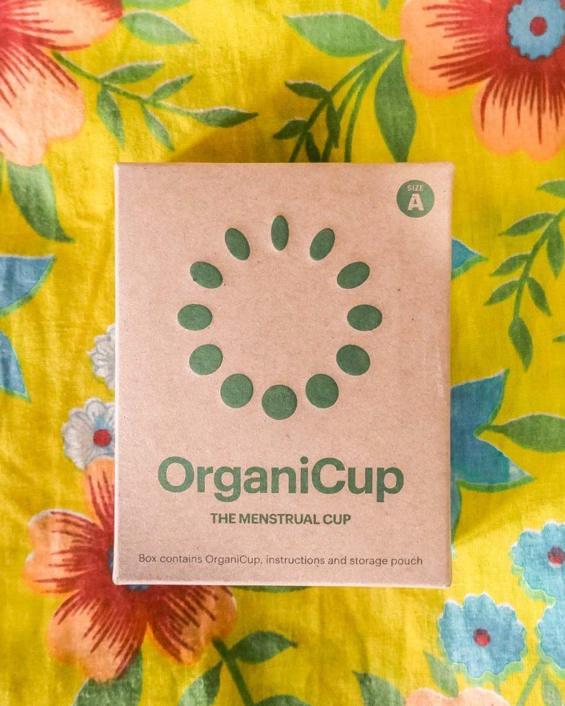 organicup reusable menstrual cup