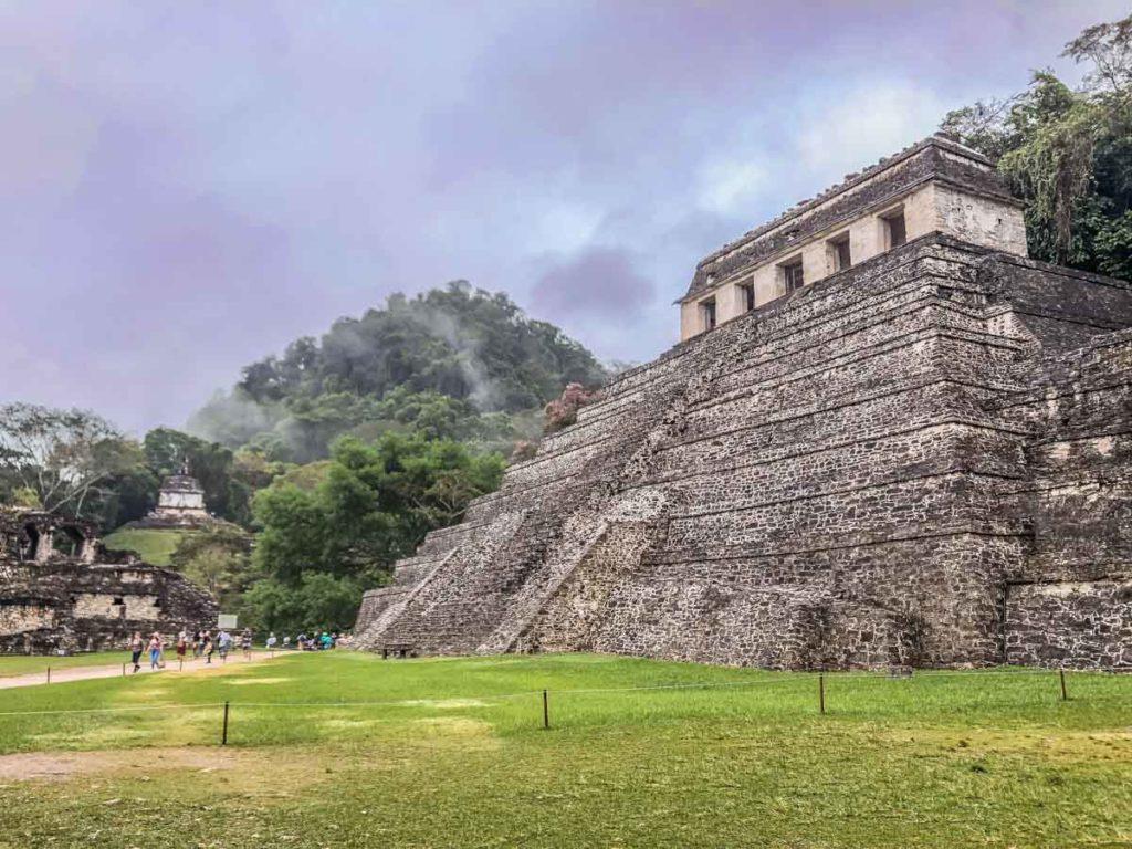 palenque ruins chiapas