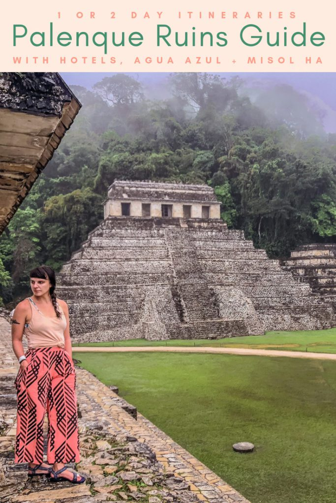 palenque ruins guide_ palenque tours itineraries including hotels, agua azul, misol ha pinterestLR
