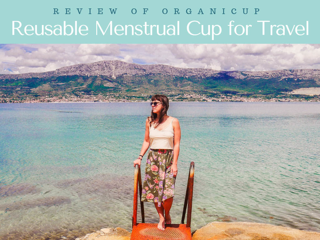 reusable menstrual cup for travel, organicup headerLR