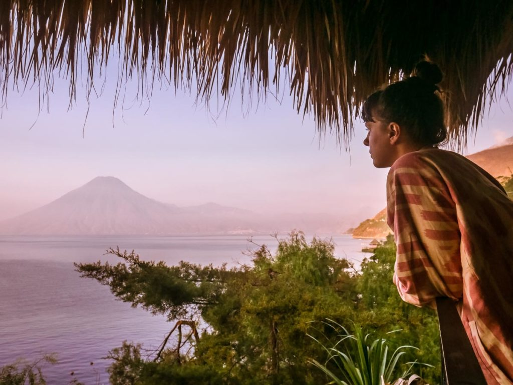 volcano view at villa sumaya lake atitlan retreat