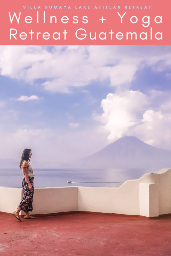 wellness and yoga retreat guatemala, villa sumaya lake atitlan retreat pinterest 6LR