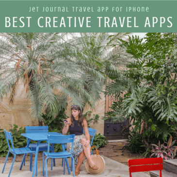 Best creative apps for travel, jet journal travel app for iphone thumb copy