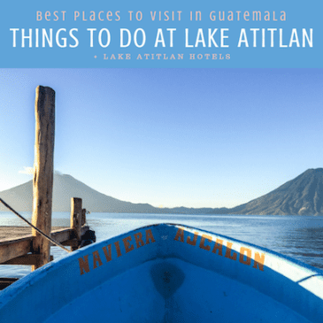 Things to do in Lake Atitlan, Best Places to Visit in Guatemala thumb