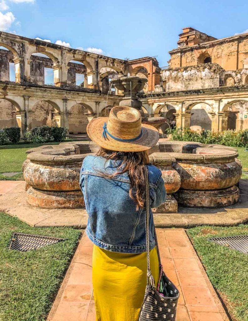 antigua guatemala places to visit