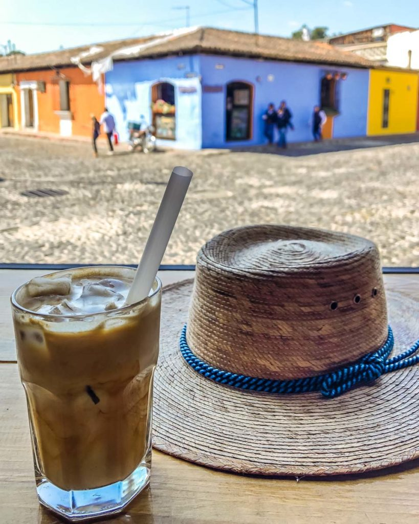 antigua travel guide coffee shops