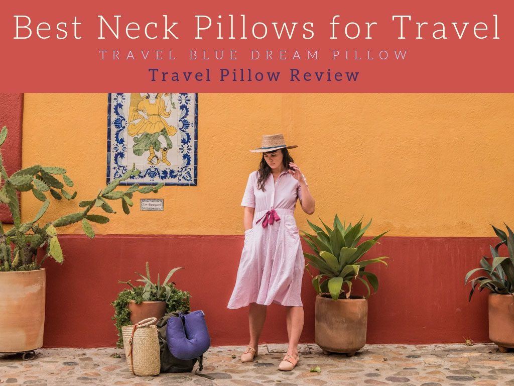 best neck pillows for travel pillow review headerLR