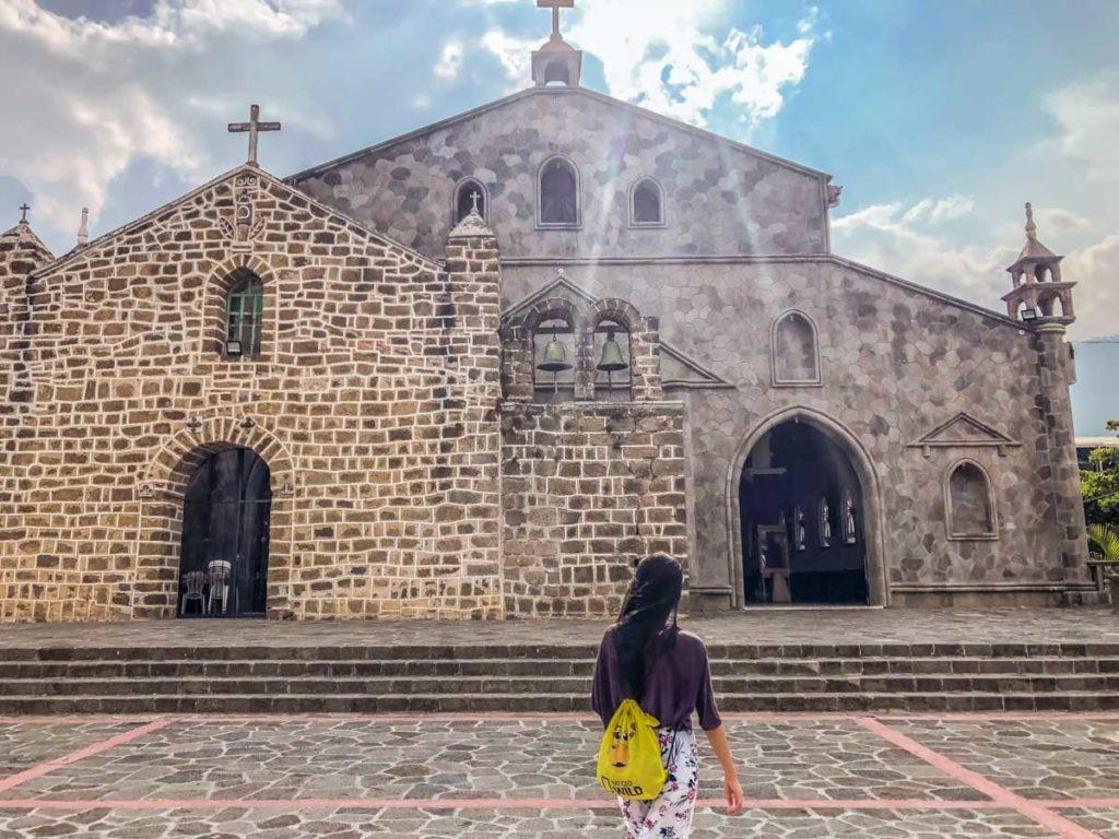 best places to visit in guatemala lake atitlan san juan la laguna church